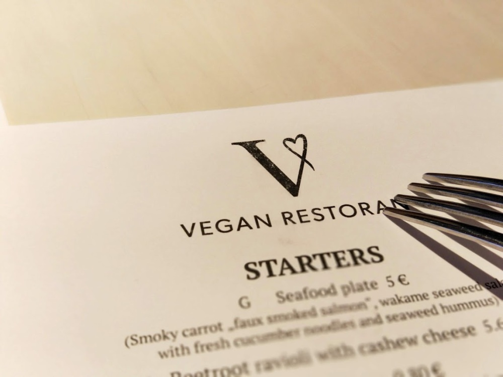 Vegan Restauran V